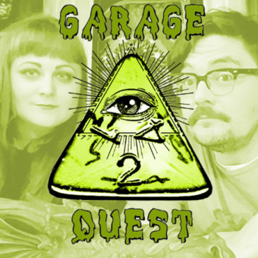 We're talking about Dungeons & Dragons on GARAGE QUEST!