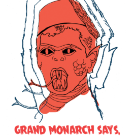 Grand Monarch – Art Print