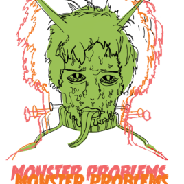 Monster Problems – Art Print