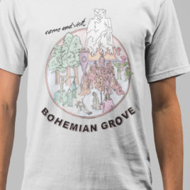 Bohemian Grove — Unisex Tee – Culture Vultures